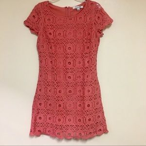 Forever21 Crochet Dress